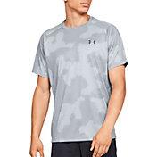 Under Armour Men's Tech Short Sleeve Matrix Printed T-Shirt