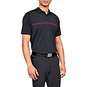 Under Armour Men's Threadborne Calibrate Golf Polo