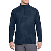 Under Armour Men's Threadborne ¼ Zip Golf Shirt