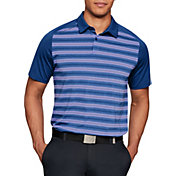 Under Armour Men's Threadborne Boundless Golf Polo - Tall