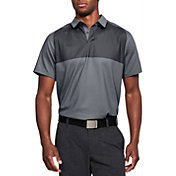 Under Armour Men's Threadborne Pique Golf Polo