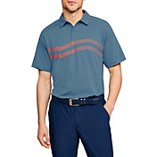 Under Armour Men's Threadborne SpringBack Golf Polo