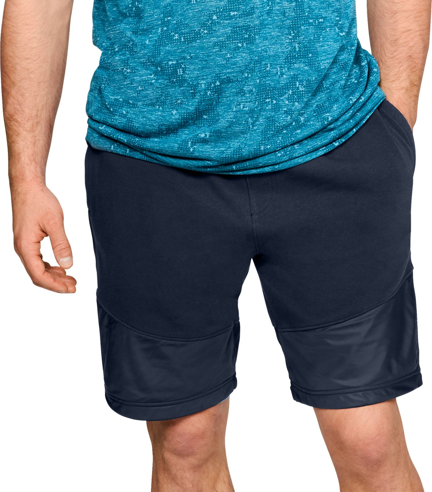 Under Armour Men's Microthread Terry Shorts