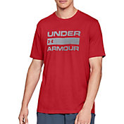 Under Armour Men's Team Issue Wordmark Graphic T-Shirt