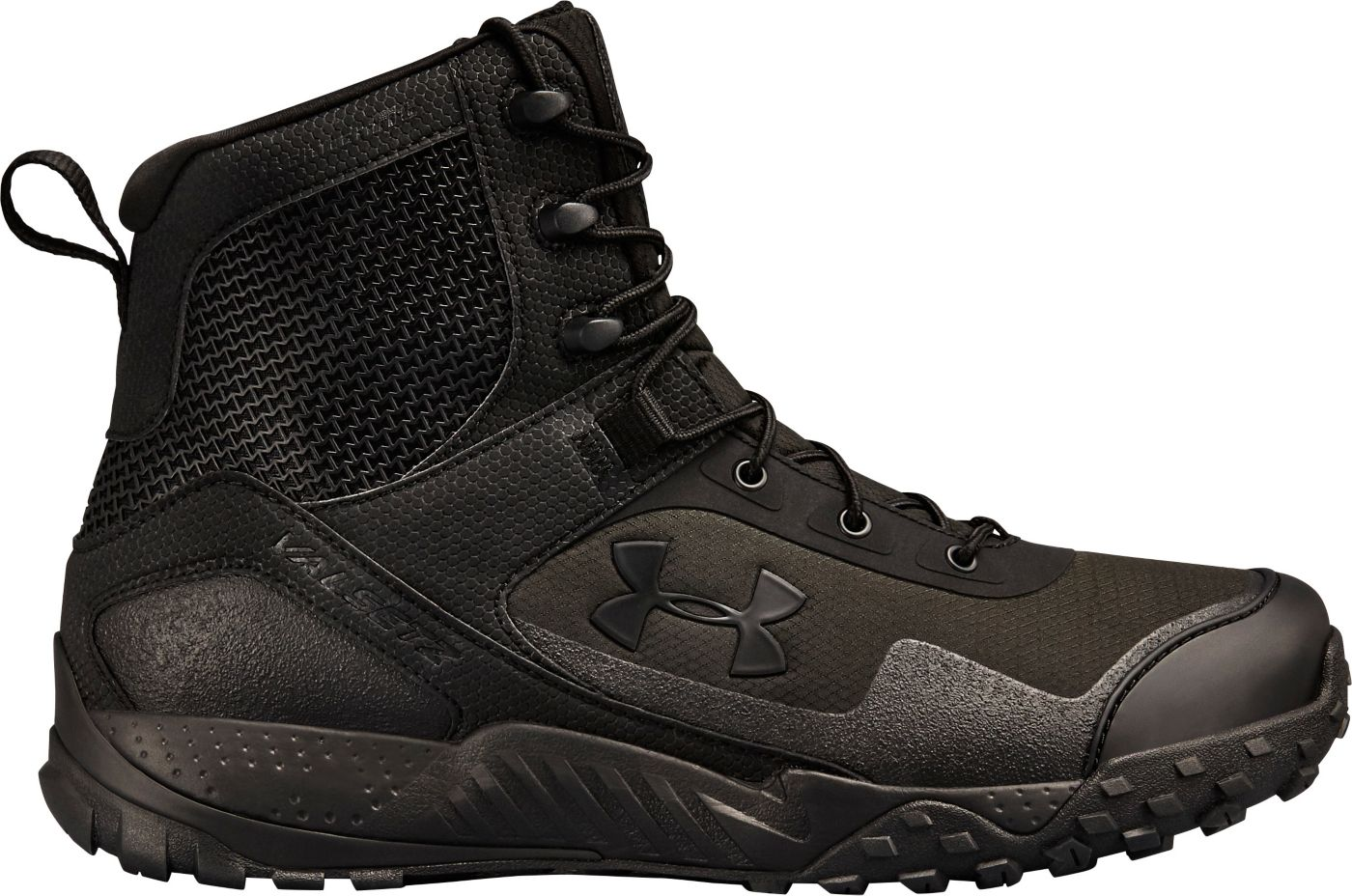 Under Armour Men's Valsetz RTS 1.5 Side Zip Tactical Boots