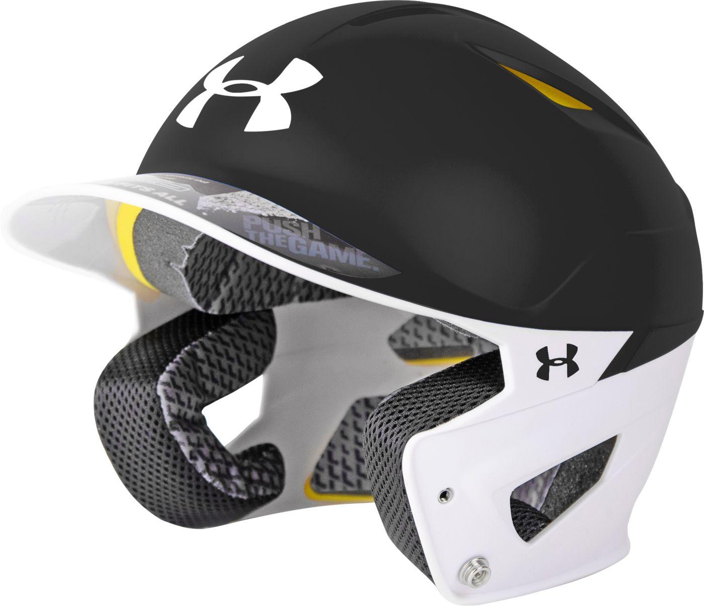 Under Armour Senior Converge Satin Batting Helmet