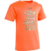 Under Armour Toddler Boys' Camo Is My Favorite Color Short Sleeve T-Shirt