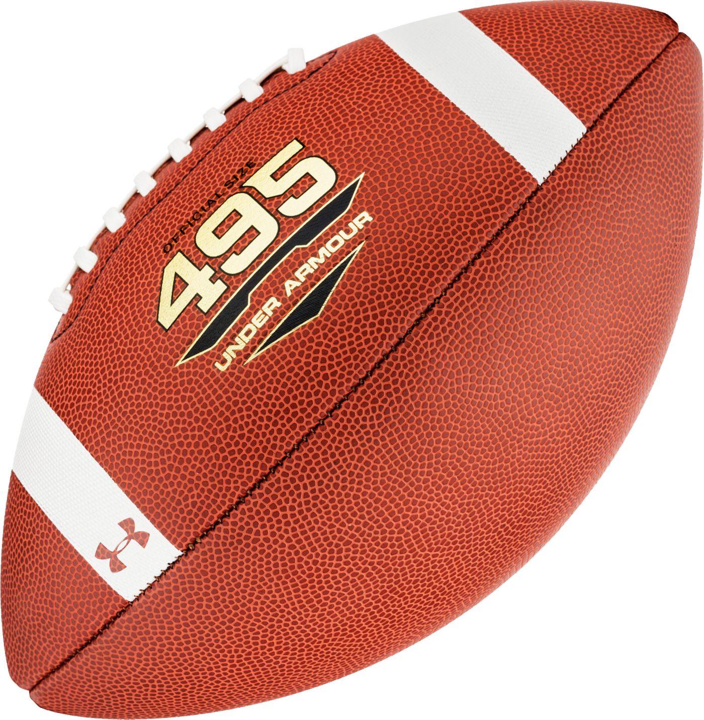 Under Armour 495 Composite Football