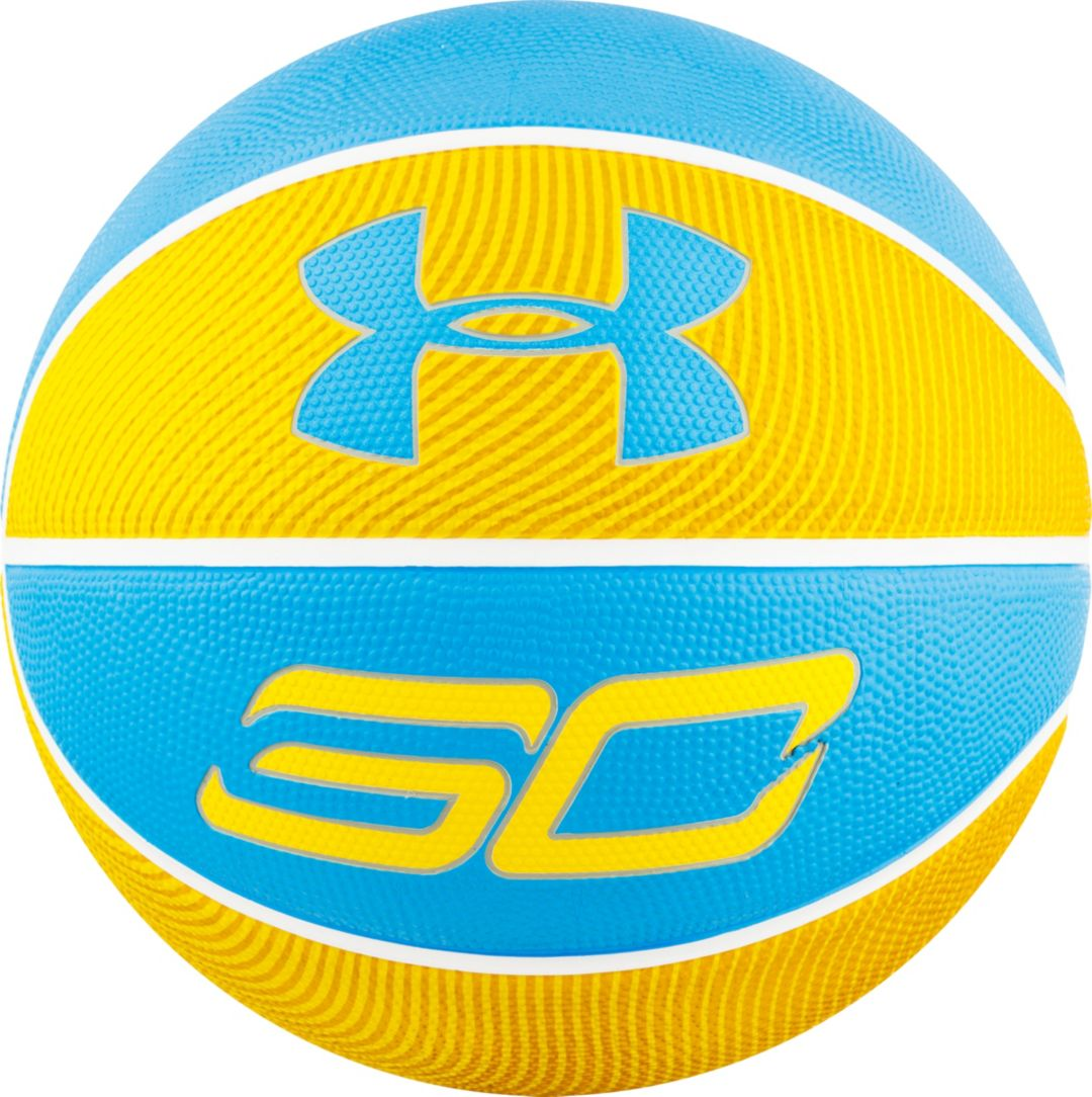 on sale 405a8 d475d Under Armour Stephen Curry Youth Basketball (27.5