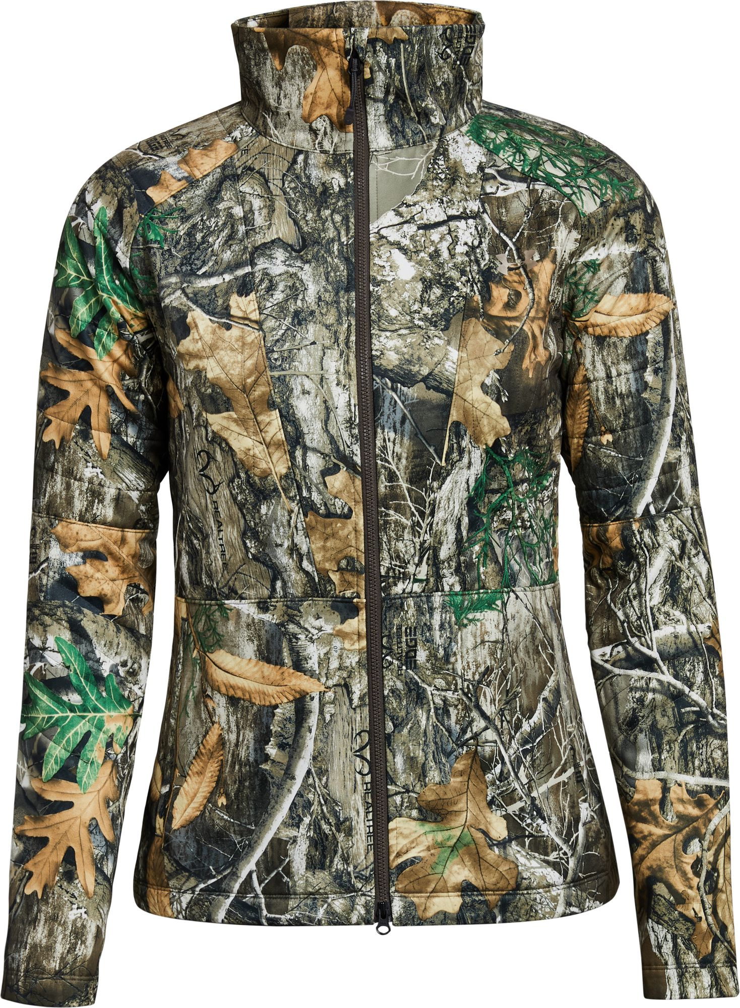 Under Armour Women's Brow Tine Hunting Jacket, Size: Small, Multi thumbnail