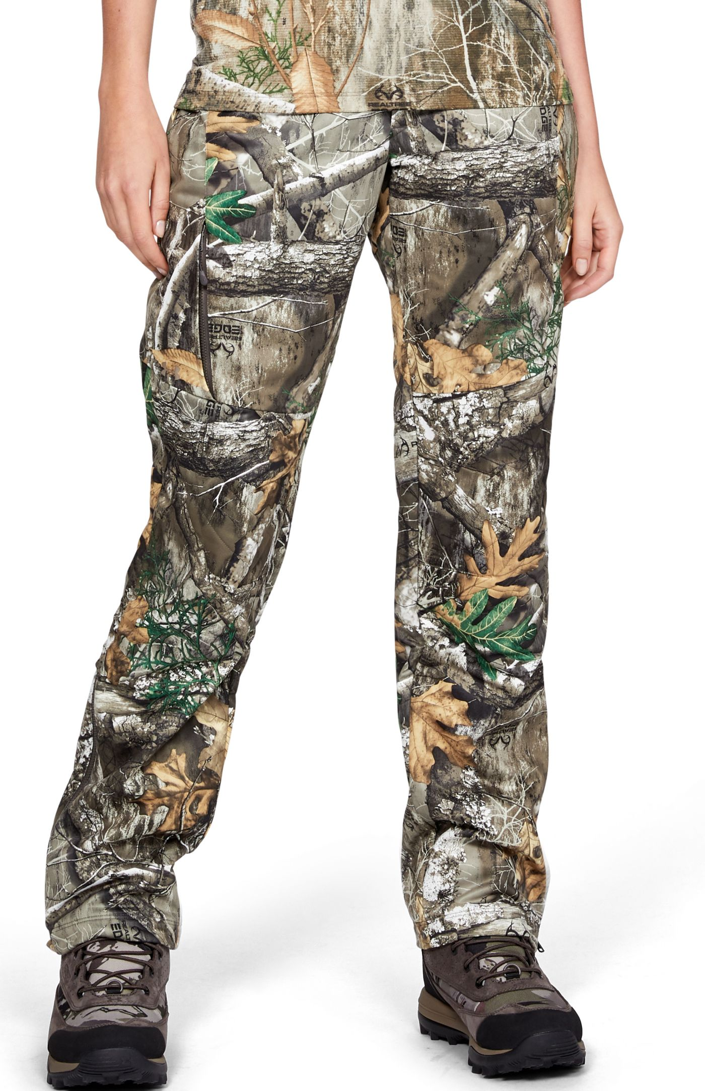 Under Armour Women's Brow Tine Hunting Pants