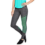 Under Armour Women's ColdGear Armour Block Leggings