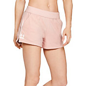 Under Armour Women's 24/7 Threadborne Terry Fleece Shorts
