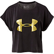 Under Armour Women's Big Logo Graphic T-Shirt