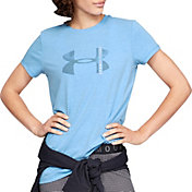 Under Armour Women's Graphic Crew Running T-Shirt