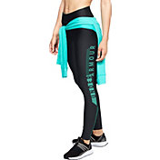 Under Armour Women's HeatGear Graphic Compression Leggings