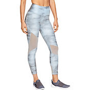Under Armour Women's HeatGear Ankle Crop Leggings