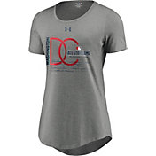 Under Armour Women's 2018 MLB All-Star Game Grey Tech Performance T-Shirt