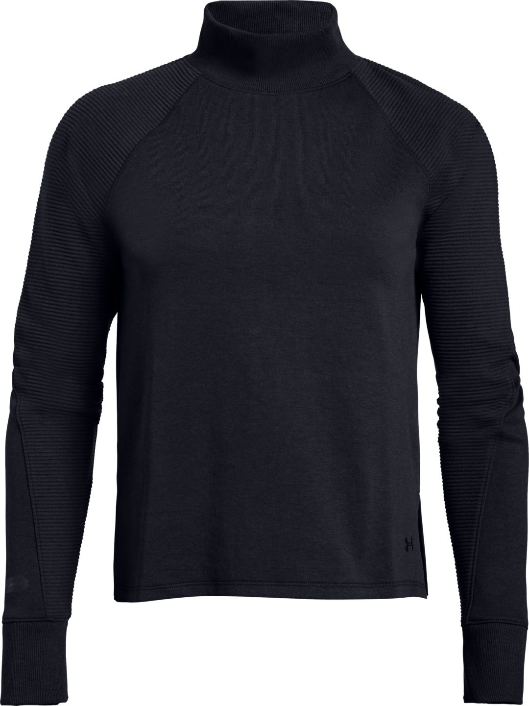 899f178a Under Armour Women's Unstoppable Double Knit Mock Neck Long Sleeve Shirt