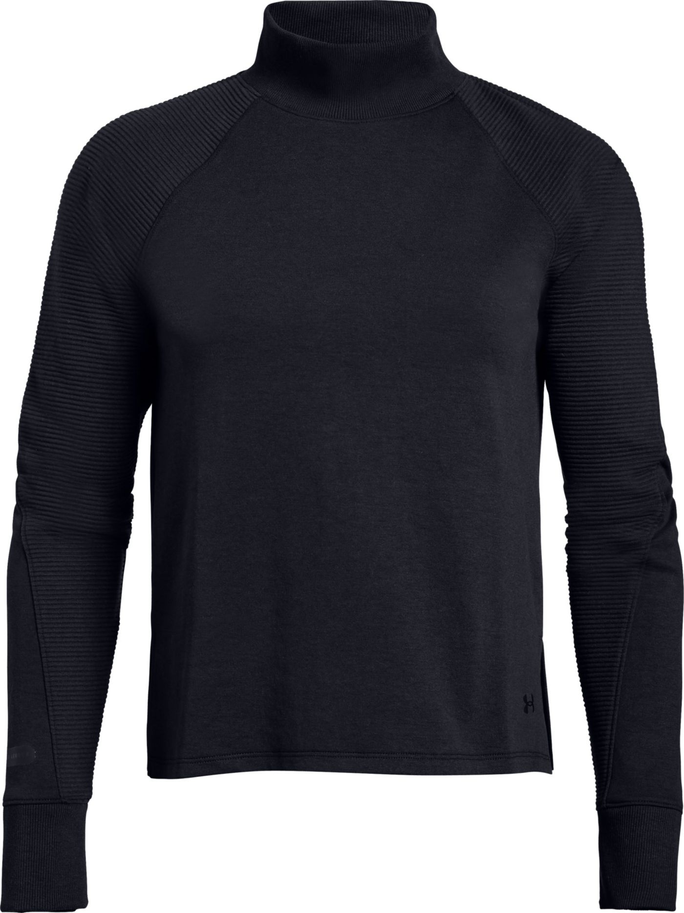 Under Armour Women's Unstoppable Double Knit Mock Neck Long Sleeve Shirt