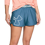 Under Armour Women's Graphic Play Up Shorts 2.0
