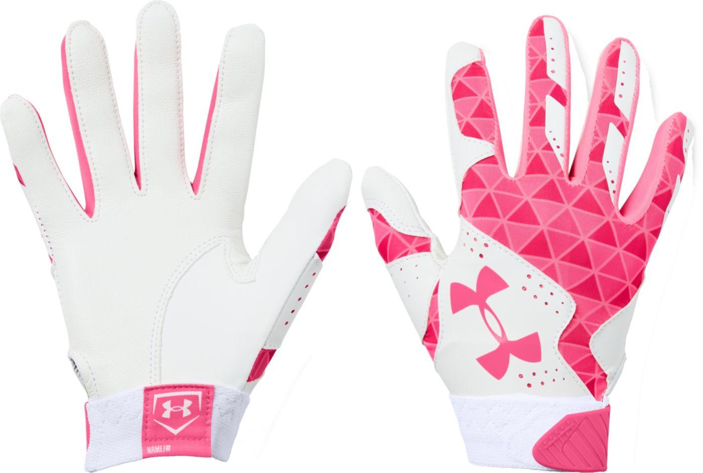 Under Armour Women's Radar Fastpitch Batting Gloves 2019