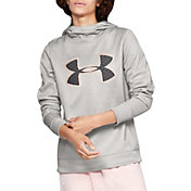 Under Armour Women's Armour Fleece Big Logo Hoodie