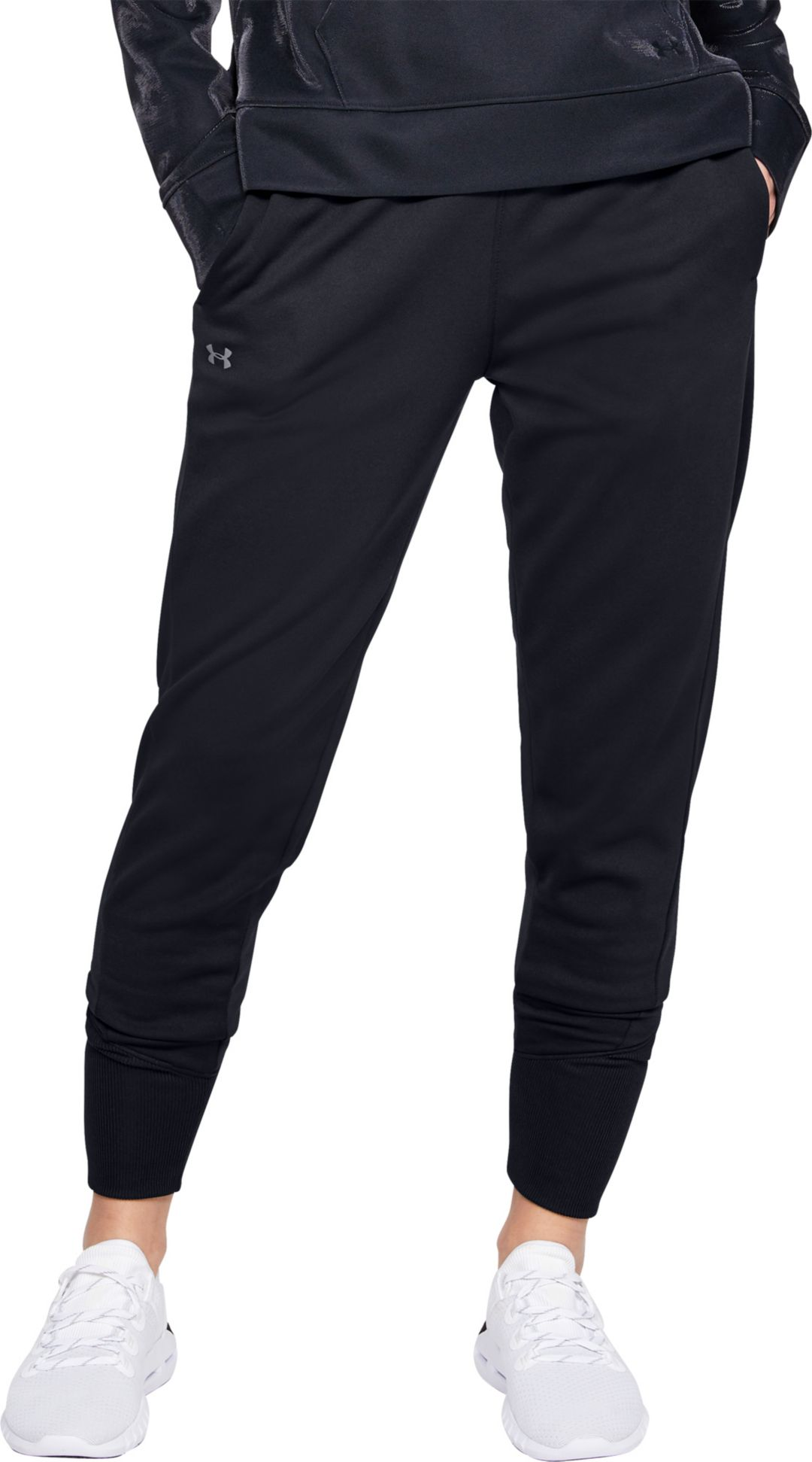 e626674ada Under Armour Women's Armour Fleece Jogger Pants | DICK'S Sporting Goods