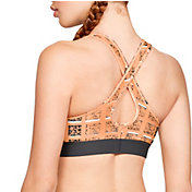 c72934ca2f Product Image · Under Armour Women s Armour Mid Crossback Printed Sports Bra
