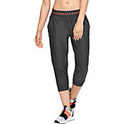 Under Armour Women's Heathered Armour Sport Capris