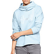 Under Armour Women's Cotton Big Logo Hoodie