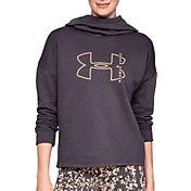 Under Armour Women's Cotton Big Logo Hoodie