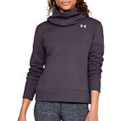 Under Armour Women's Cotton Fleece Logo Hoodie