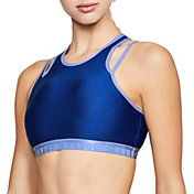 Under Armour Women's Asymmetrical Low-Impact Sports Bralette