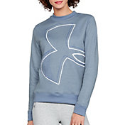 Under Armour Women's Armour Fleece Crew Sweatshirt