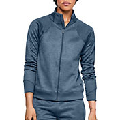 Under Armour Women's Armour Fleece Full Zip Jacket