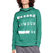 3d2a79cc0 Green Under Armour Hoodies | Best Price Guarantee at DICK'S