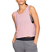 Under Armour Women's Seamless Muscle Tank Top
