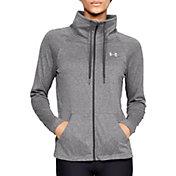 Under Armour Women's Tech Full Zip Sweatshirt