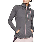 Under Armour Women's Tech Full Zip Sweatshirt