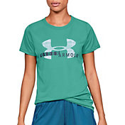Under Armour Women's Tech Graphic T-Shirt