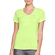 Under Armour Women's Tech Twist V-Neck T-Shirt