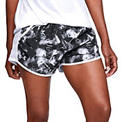 Under Armour Women's Fly-By Team Printed Shorts