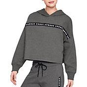 Under Armour Women's Taped Fleece Hoodie