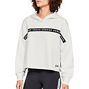 Under Armour Women's Taped Fleece Hoodie