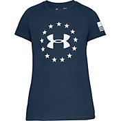 Under Armour Women's Freedom Logo T-Shirt
