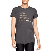 Under Armour Women's Favorite Things Short Sleeve T-Shirt