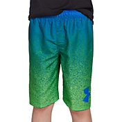 Under Armour Boys' Fader 2.0 Volley Swim Trunks