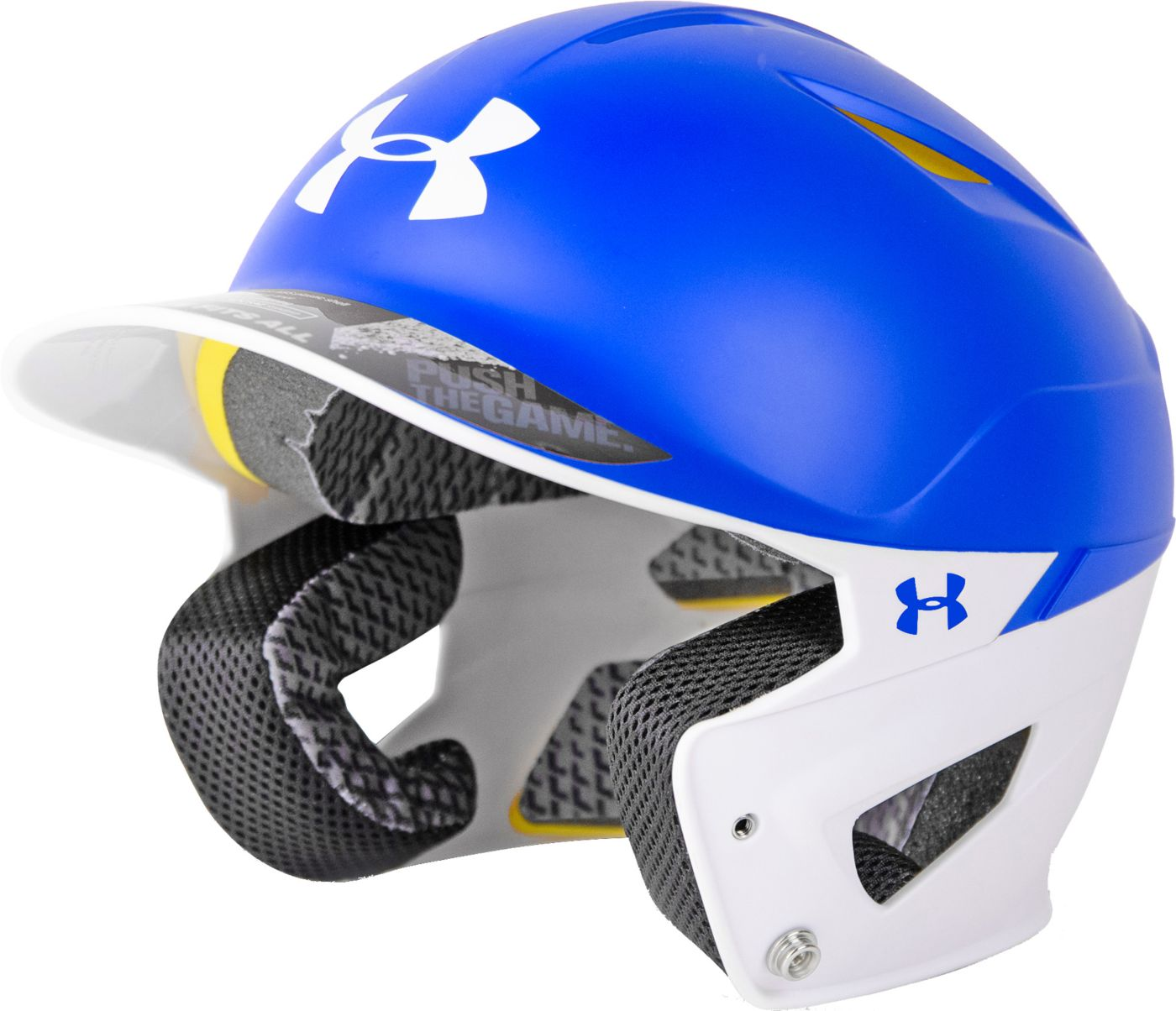 Under Armour Junior Converge Satin Batting Helmet