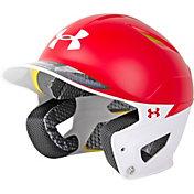 Under Armour Junior Converge Satin Batting Helmet